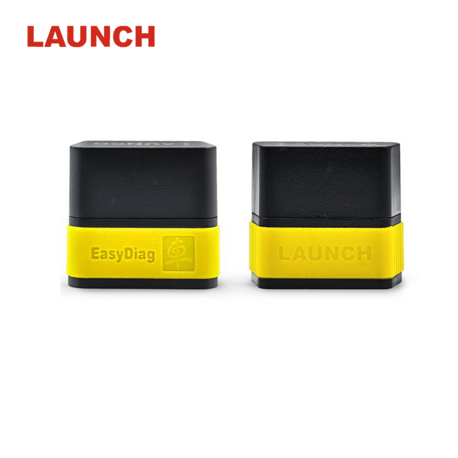 2017 Original Easydiag 2.0 Launch X431 Obd2 Diagnostics Auto Scanner Tool Easydiag 2.0 OBD2 Bluetooth Adapter for Android/ IOS launch x431 idiag connector full set package x 431 easydiag adapter launch x431 yellow box without b enz 38 pin adapter in stock