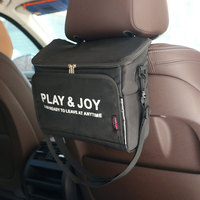 Nylon Multi Functional Vehicle Insulation Ice Pack Car Ice Pack Storage Package Cooler Bag Lunch Box