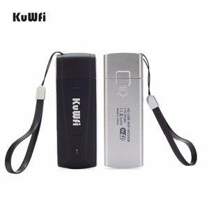 Image 3 - 4G USB Wifi Router Pocket Sbloccato 100Mbps di Rete Hotspot FDD LTE Wi Fi Router Wireless Modem con SIM Card slot
