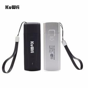Image 3 - 4G USB Wifi Router Unlocked cep 100Mbps ağ Hotspot FDD LTE Wi Fi yönlendirici kablosuz Modem ile SIM kart yuvası