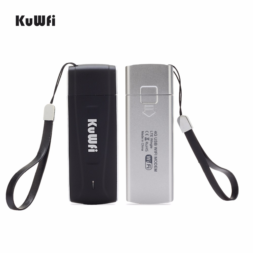 Image 3 - 4G USB Wifi Routers Unlocked Pocket 100Mbps Network Hotspot FDD LTE Wi Fi Router Wireless Modem with SIM Card Slot-in 3G/4G Routers from Computer & Office