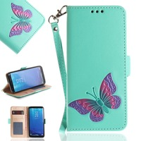 UVR Luxury Leather Phone Case for Samsung Galaxy S8 Wallet Flip PU Fundas Case Cover for Samsung S8Plus