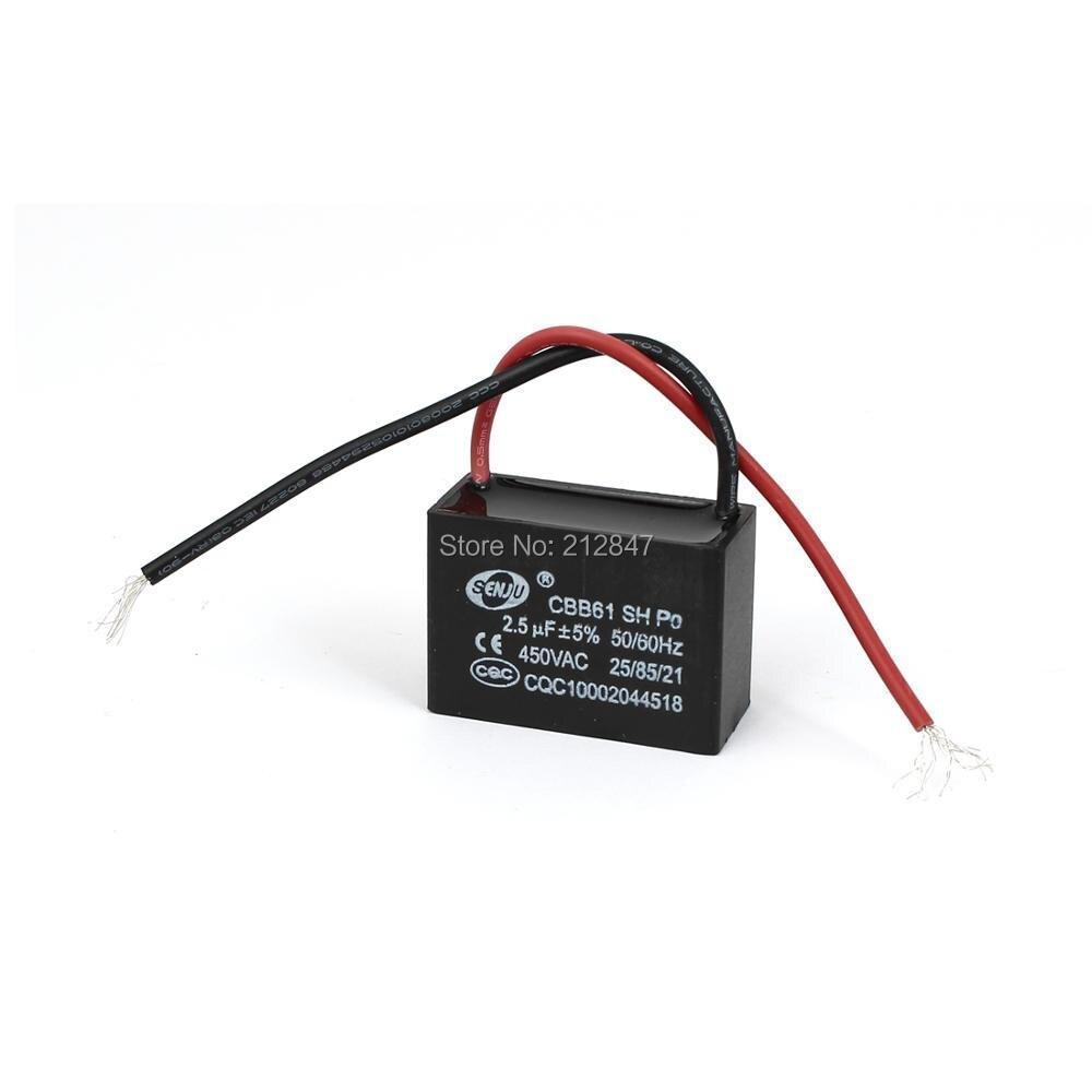 Ausgezeichnet 3 Draht Kondensator Deckenventilator Smc Fotos ...