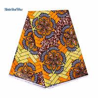100% Cotton African Fabric Wax holland Style Real Dutch binta real Wax dutch Butterfly Printed Ankara Fabric 6yard 24FS1206