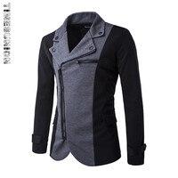 Hot Sale Men S Suit Men S Casual Slim Fit Skinny Business Suits Irregular Design Men
