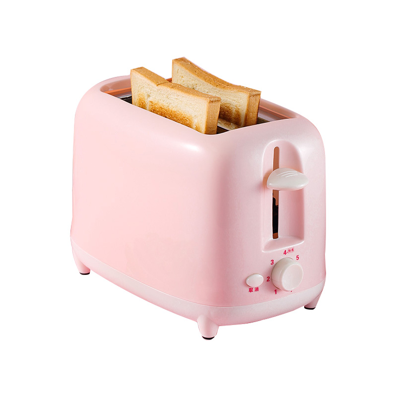 CUKYI 600W Small Bread Toaster Automatic Fast Heating Machine Breakfast Sandwich Baking 220V Household Appliance