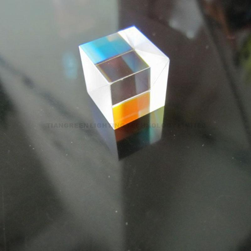 Laser Beam Combiner Cube Prism Laser Mirror for High Power 405nm - 445nm 450nm Blue Laser Module economic al case of 1064nm fiber laser machine parts for laser machine beam combiner mirror mount light path system