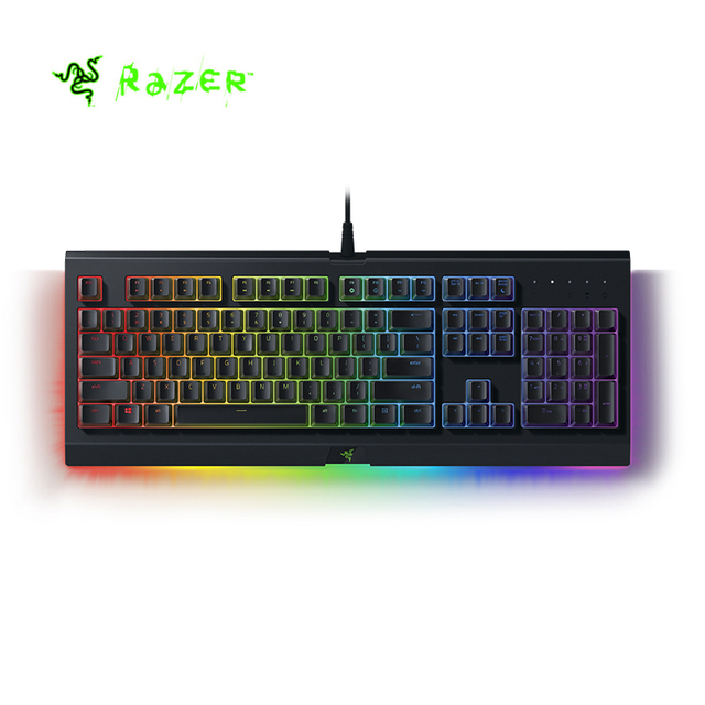1b986a9d787 Original Razer Cynosa Chroma Pro Multi-color RGB Gaming keyboard  Individually Backlit Keys Spill-Resistant Durable Design