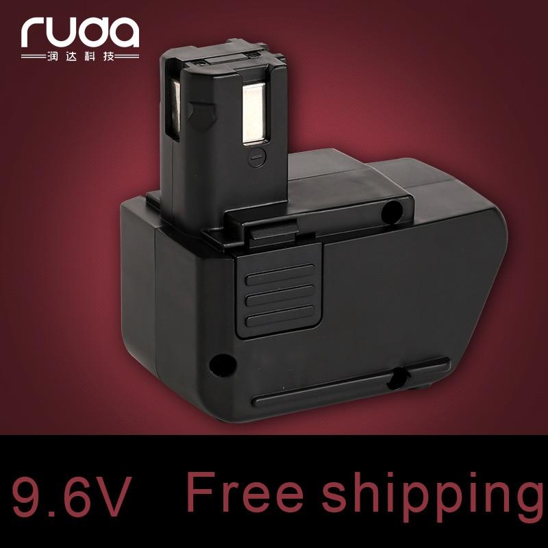 Pour Hilti 9.6 V 2.5Ah électrique outils Ni cd, SBP10, SFB105, batterie de recharge pack batterie BD2000 BD-2000 BD 2000 SB10 SB-10 SF100A