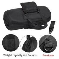 Viagem portátil carry caso capa saco para jbl boombox bluetooth sem fio Speaker-M35