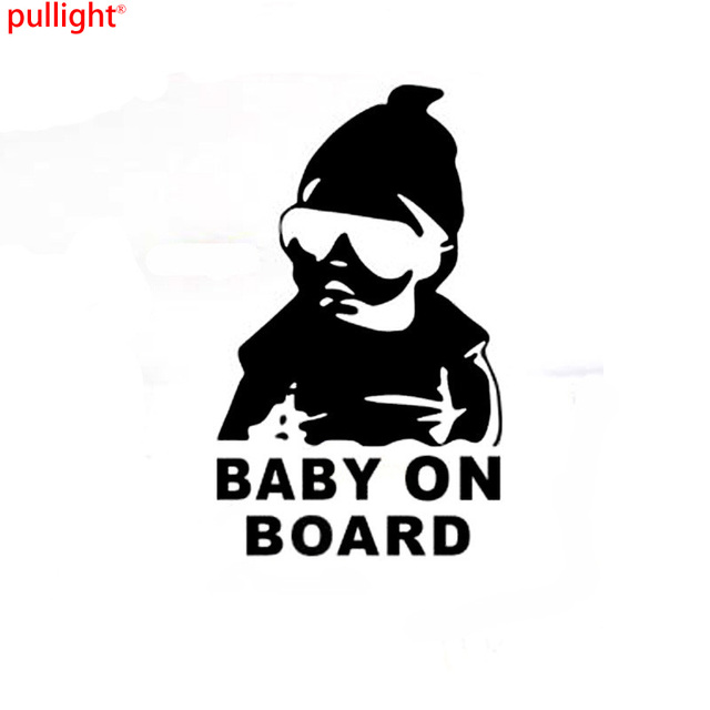Aliexpresscom Buy Cool Graphics Baby On Board Cool Rear - Cool vinyl decals