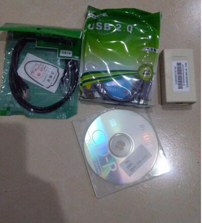 Controller software set P810 with CD and data wires replace DSE810 rs232 cd software and usb cable