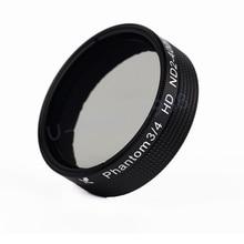 Wholesale 1pcs Adjustable ND 2 400 Neutral Density Fader Filter Lens for Phantom 3