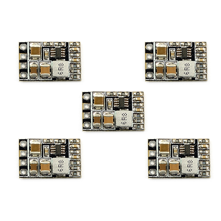 5pcs Light weight Matek Micro BEC Step-down module 5/12 V Output 2-5s lipo battery for FPV 250 Quadcopter 1p original 5a dc to dc cc cv lithium battery step down charging board led power converter lithium charger step down module for