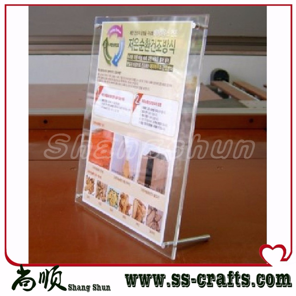 Free shipping 10 inch acrylic tablet din table showing label free shipping 10 inch acrylic tablet din table showing label holder poster certification signal support frame in frame from home garden on aliexpress jeuxipadfo Image collections