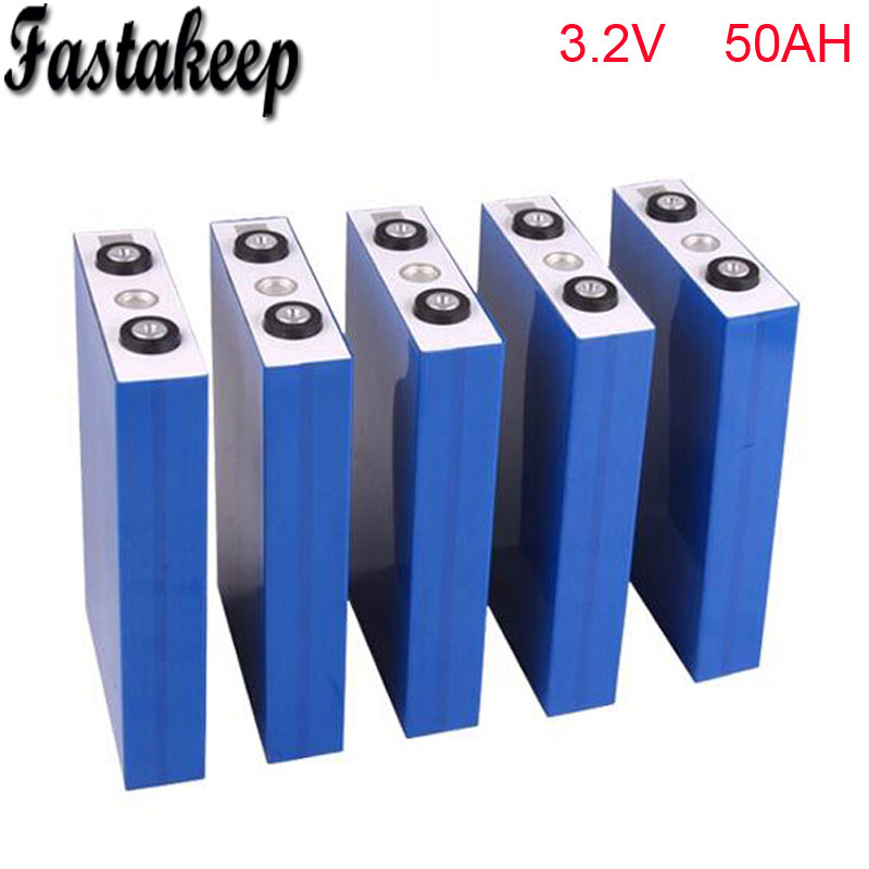 4pcs/lot deep cycle lifepo4 battery 3.2v 50ah lithium ion battery packs for solar storage ,electric bike ,ev ,car 4pcs/lot deep cycle lifepo4 battery 3.2v 50ah lithium ion battery packs for solar storage ,electric bike ,ev ,car