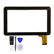 Nuevo para MF-358-090F-7 FPC 9 pulgadas Negro Tablet PC Digitalizador Sensor Panel de Pantalla Táctil pieza de recambio de Envío Gratis
