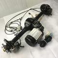 48 в 60 в 72 в 500 Вт 650 Вт 800 Вт 1000 Вт 1200 Вт Электрический задний осевой двигатель для автомобилей Электрический мотор электрическая рикша DC отдел...