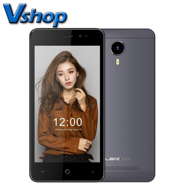 Original LEAGOO Z5 Lte Android 5.1 4G FDD-LTE Smartphone 5.0 inch MTK6735WM Quad Core RAM 1GB ROM 8GB Multi Language Dual SIM