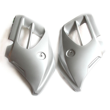For Honda Goldwing GL1800 2012 2013 2014 2015 1 Pair Grey Mid Front Covers Fairing