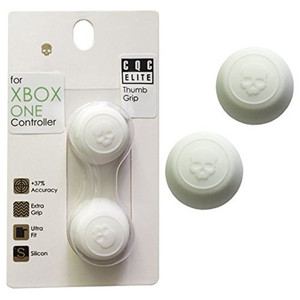 Image 4 - לxboxone סיליקון אנלוגי אגודל מקל כובעי עבור Xbox אחת בקר גולגולת & Co. CQC עלית Thumbstick כיסוי עבור Xbox אחד Gamepad