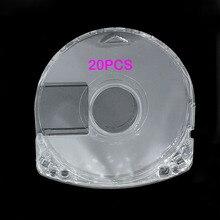 20 шт. Прозрачный чехол для хранения игровых дисков UMD, чехол для PSP UMD, защитная коробка