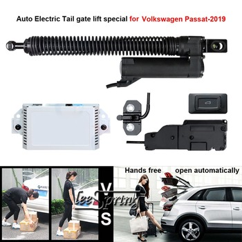 רכב חשמלי זנב שער מעלית מיוחד עבור פולקסווגן פולקסווגן פאסאט 2019 עם תפס
