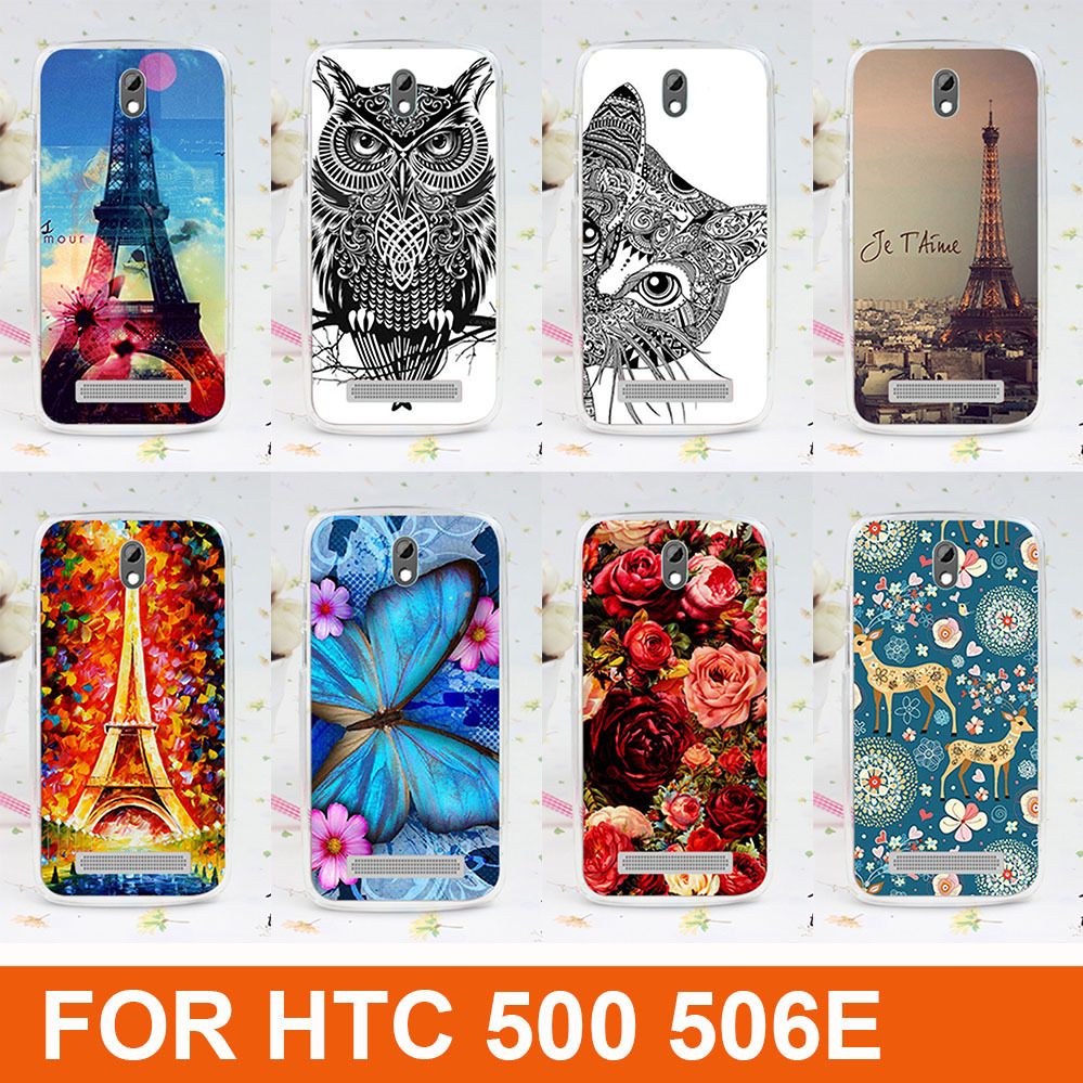 For HTC Desire 500 506E Cases DIY Phone Cases Covers ...