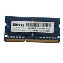 for iMac MB417 MB418 MB419 MB420 MC015 Laptop 8GB 2Rx8 PC3-8500S RAM DDR3 8G 1066 MHz 4gb pc3 8500 Notebook Memory x3250m4 x3250m5 x3100m5 4g 4gb 2rx8 pc3 12800e tested good