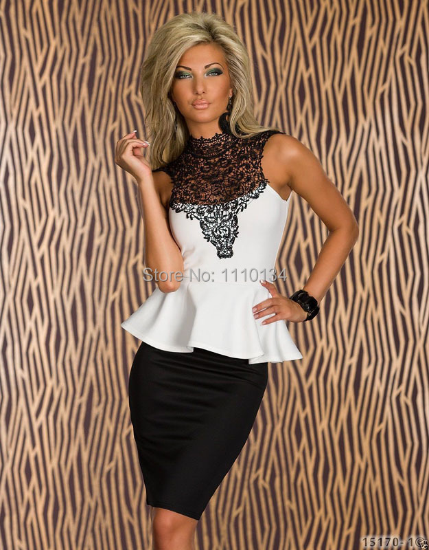 Novelty Dresses Plus Size Women Clothing Summer Dress 2016 Sexy