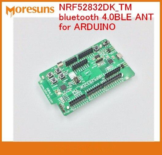 Livraison gratuite rapide 5 pcs/lot NRF52832DK_TM bluetooth 4.0BLE ANT pour ARDUINO Bluetooth 4.0 module de carte de développement
