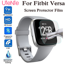 Ultra-thin dial protective film for Fitbit Versa smart watch tempered glass film watch screen protection replacement parts