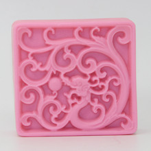 dragon silica gel soap mold cake decoration candy food grade making silicon mould