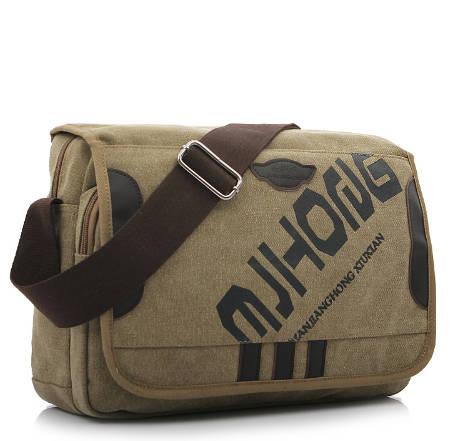 3ba033a00ba0 placeholder MANJIANGHONG Vintage Fashion Men s Shoulder Bag Canvas  Messenger Bags Men Business Crossbody Bag Printing Travel Handbag
