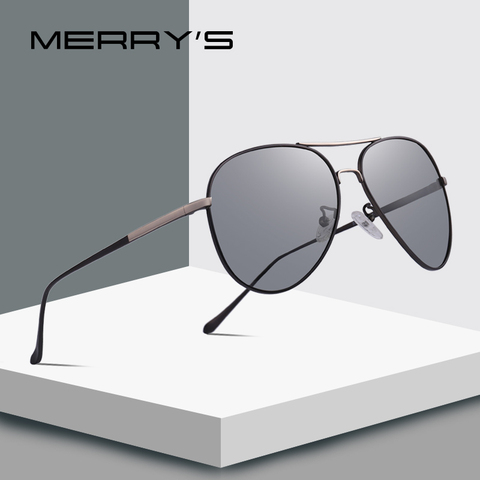 MERRYS DESIGN Men Classic Polarized Photochromic Sunglasses Chameleon Driving Sunglasses 100% UV Protection S8177 Pakistan