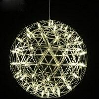 6W/10W/15W LED Ceiling Light Fixture Firework Pendant Lamp Ball Shape Restaurant Bedroom Lobby Soft White
