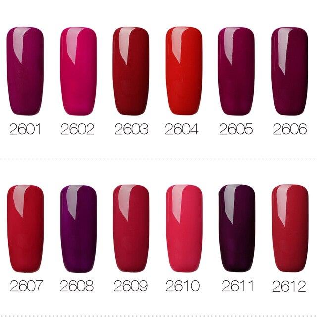 7ml Pure Color Series Nail Polish
