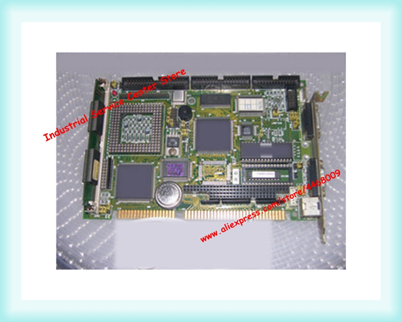 PCA-6145B half length 486 industrial control board card spark machine dedicated motherboardPCA-6145B half length 486 industrial control board card spark machine dedicated motherboard