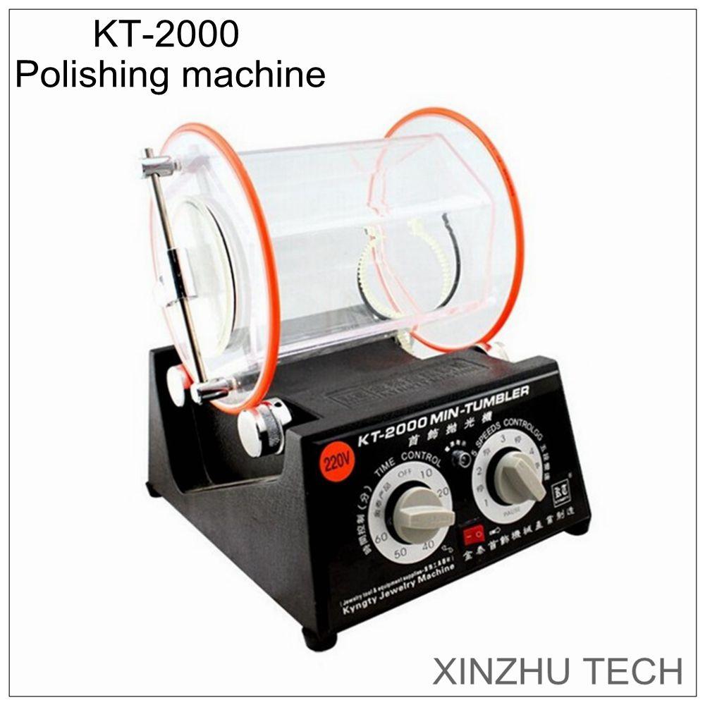 KT2000 polishing machine polisher politriz jewelry kt 2000 vibratory tumbler rock tumbler machine polisher capacity 5kgs