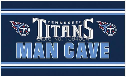 Nfl Tennessee Titans Flag 90x150cm Polyester Digital Print