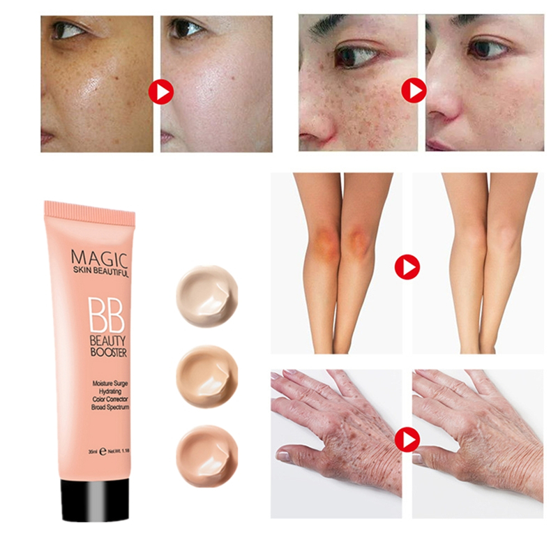 3 Colors BB Cream korean the pore professional primer Concealer foundation sunscreen CC Cream 35ml Anti Oxidant in BB CC Creams from Beauty Health