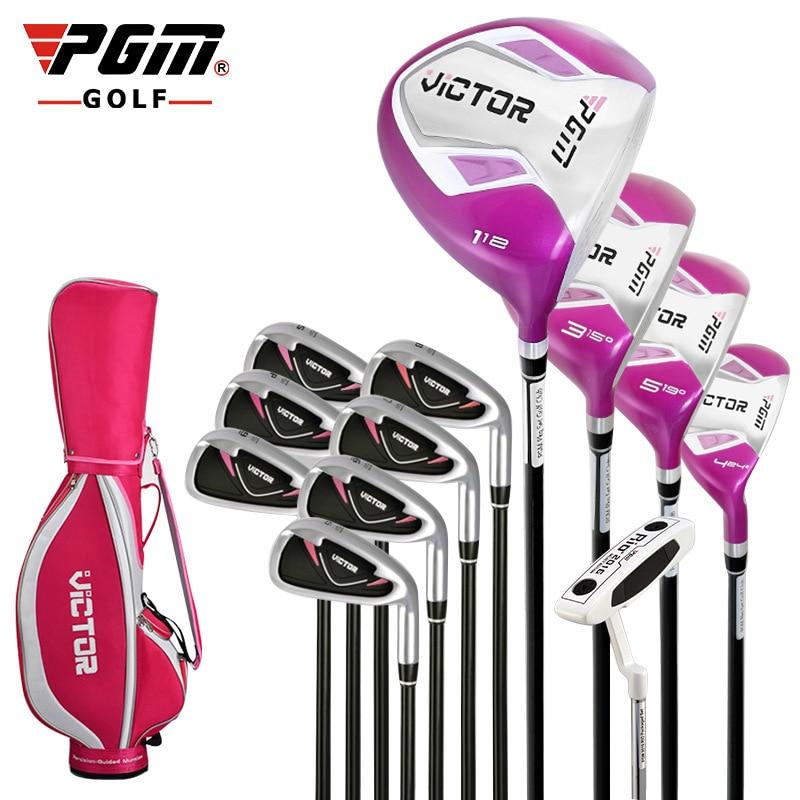 Merk PGM, 12 stuks dames golfclubs complete set met - Golf