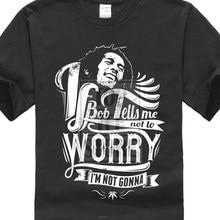 2efcbbfdbde45 One Love Bob Marley T Shirt Weed Jamaica Reggae Rasta Rastafarian  Music(China)