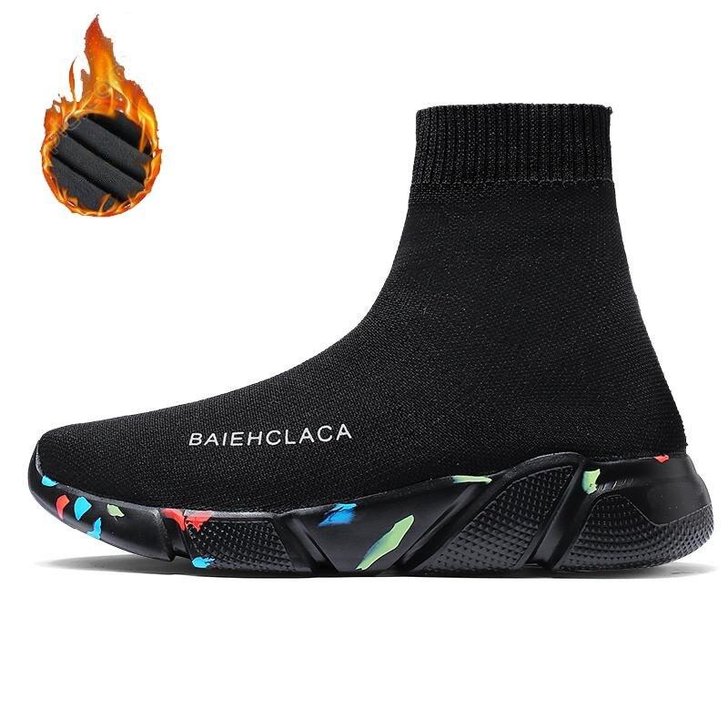 c0444daaf7e black Casuales Zapatos Zapatillas Black Mujeres Calzado Luz Las white  Deporte camouflage Botas Sts Super Cómoda 2019 Malla Nuevos ...