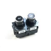 110 220V 16A Dual Way Momentary Typ Schraube Stecker Taste für Wasserdichte Hoist