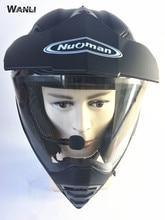 2018 Motorcycle Wireless Bluetooth Headset Motorcycle Helmet Earphone Headphone Speaker Music For MP3 Smartphone S M L XL XXL