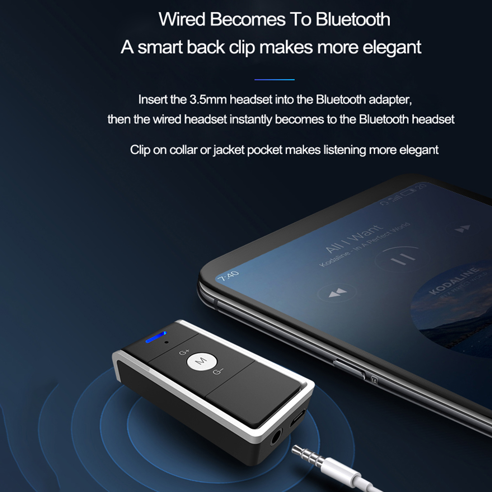 bluetooth aux 3.5
