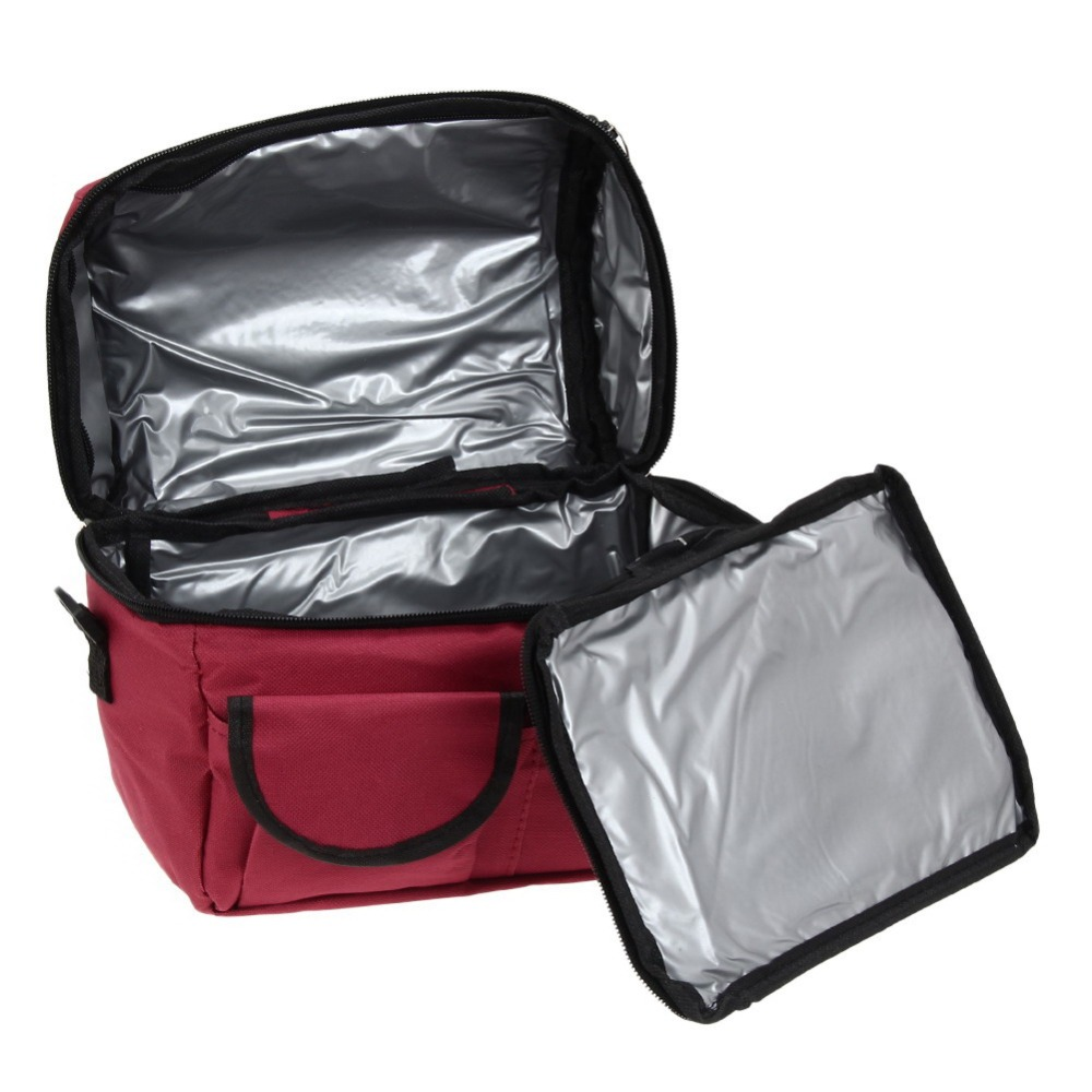 homens para mulheres térmica almoço Tipo : Lunch Box Bag