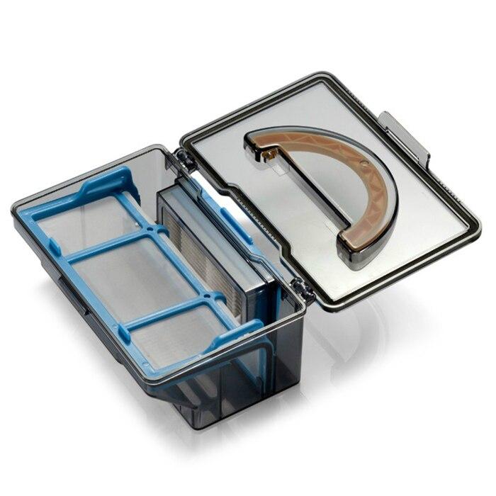 Praktische Robotic Staubsauger Staub Collector Box für ILIFE V3 V5 X5 V5 PRO