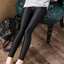 Girls leggings New Arrival 2016 autumn spring Kids Ankle length Baby girls luster pencil pants popular SC5864
